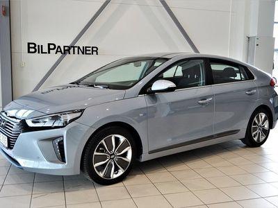 begagnad Hyundai Ioniq HYBRID 141HK PREMIUM ECO AUT