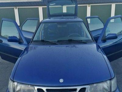 begagnad Saab 9-3 S 5D 2.0T