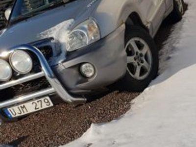 begagnad Hyundai Santa Fe rep objekt -03