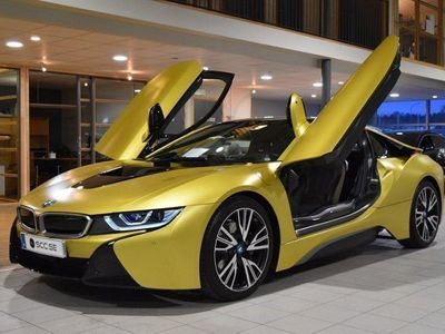 usata BMW i8 PROTONIC EDITION FROZEN YELLOW 1,95% R -18