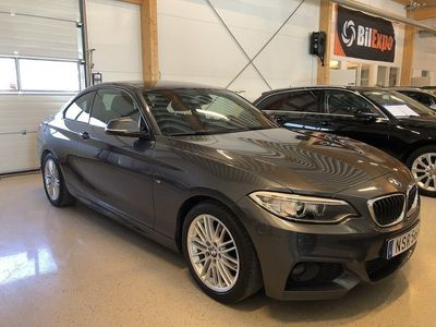 used BMW 218 d Coupé Steptronic M Sport Euro 6 150 -17