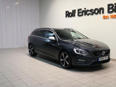 begagnad Volvo V60 D3 Business Advanced R-Design 2017, Kombi 229 500 kr