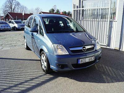 begagnad Opel Meriva 1.6 105HK TWINPORT