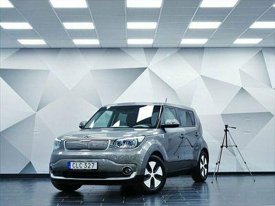 begagnad Kia Soul EV 30 kWh 110hk