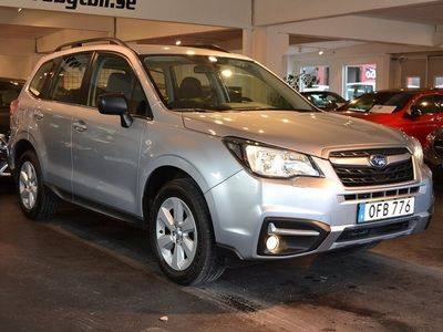 begagnad Subaru Forester 2.0 4WD Aut 4200mil Euro 6 15 -16