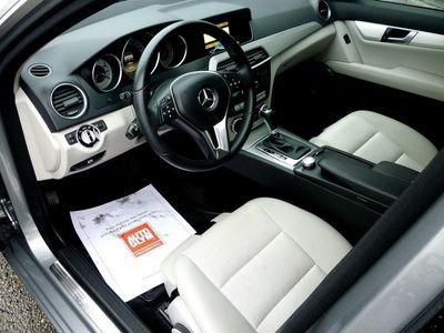 begagnad Mercedes C250 C