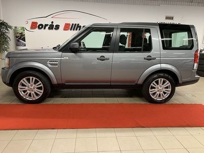 begagnad Land Rover Discovery 3.0 TDV6 4WD Automat 211