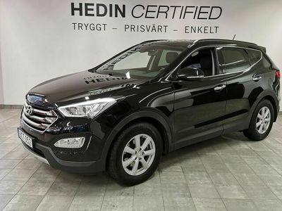 begagnad Hyundai Santa Fe 2.2 CRDi 4WD / / Navi / / Backkamera / / Nyservad