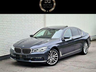 begagnad BMW 730 XD Executive 265Hk Drag Navi Kamera Massage SE.UTR