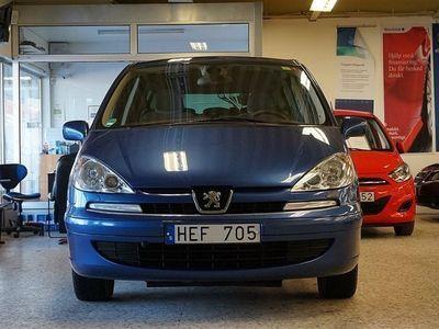begagnad Peugeot 807 2.0 Automat 7-Sits (140hk)