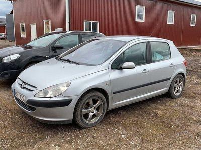 begagnad Peugeot 307 2.0 HDi 5D Man Drag 2004, Halvkombi 22 900 kr