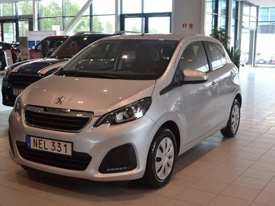 begagnad Peugeot 108 PureTech 5dr Vti (68hk)