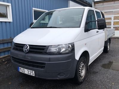 begagnad VW Transporter T5 2.0 TDI Pickup (140hk)