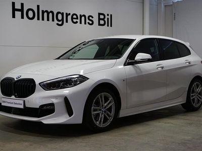 begagnad BMW 118 i Aut M-Sport Aktiv Fartpilot HiFi Demo