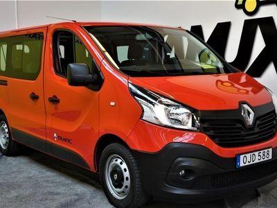 begagnad Renault Trafic Minibuss 1.6 dCi 9-Sits