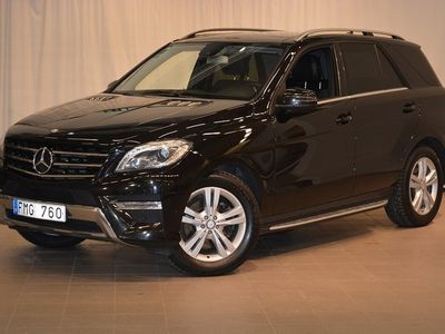 begagnad Mercedes 350 ML BenzBlueTEC 4MATIC 7G-Tronic Plus AMG Sport Euro 6 2013, SUV 259 900 kr