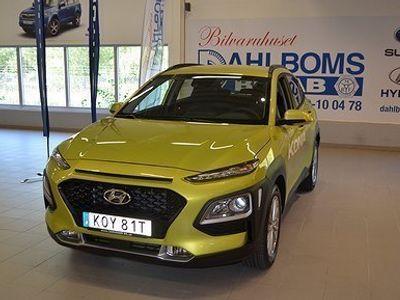 begagnad Hyundai Kona 1.6 T-GDi DCT 2WD Summer Edition Kombi