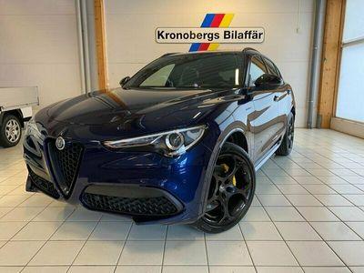 begagnad Alfa Romeo Stelvio Veloce Harman Kardon 2.0 TBi 280hk