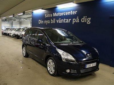 begagnad Peugeot 5008 ALLURE 2,0 HDI AUT