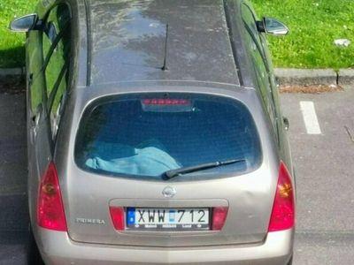 begagnad Nissan Primera K 1,8 VIS