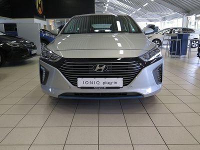 begagnad Hyundai Ioniq plug-in Limited Edition Plus