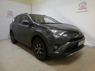 begagnad Toyota RAV4 Hybrid ACTIVE PLUS 2018, SUV 244 900 kr