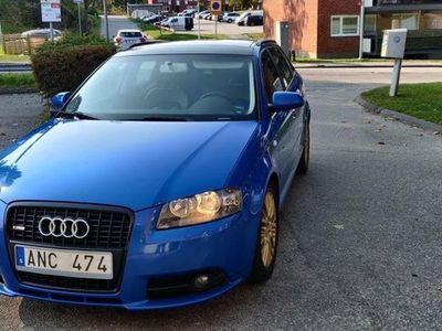 begagnad Audi A3 SP-B AMB 2.0 T Q