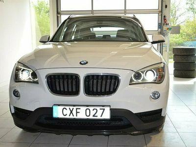 begagnad BMW X1 xDrive 18d Automat Sportline