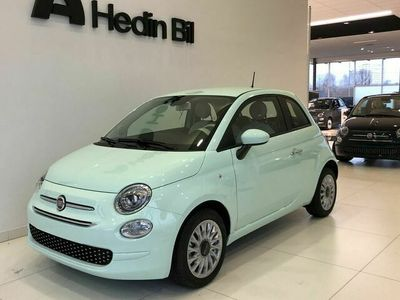 begagnad Fiat Coupé 500 // Hybrid // Manuell // 70HK