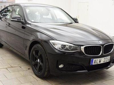 begagnad BMW 320 Gran Turismo d xDrive* 184hk SPORT LINE / M-VÄRM