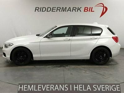 begagnad BMW 118 d xDrive 5dr, F20 (150hk) Sport line