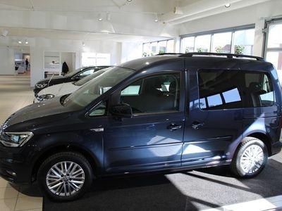 gebraucht VW Caddy COMFORTLI COMFL 1,4 TSI 130HK