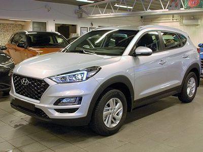 begagnad Hyundai Tucson 1.6 132hk Life