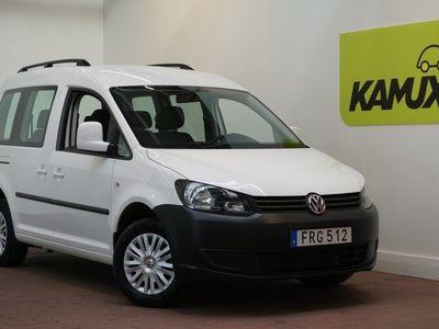 używany VW Caddy Life 2.0 EcoFuel Drag S&V Hjul