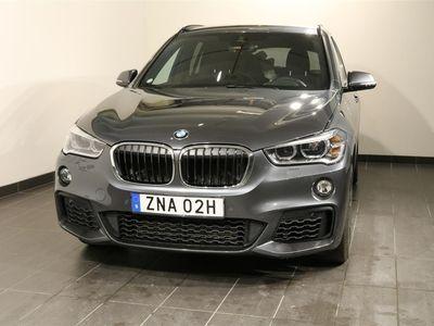 begagnad BMW X1 sDrive 20i M-sport