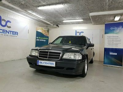 begagnad Mercedes C230 Kompressor Sport 193Hk | Fint Exemplar
