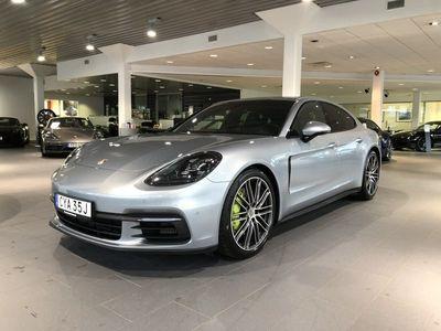 begagnad Porsche Panamera 4 E-HYBRID Halvkombi