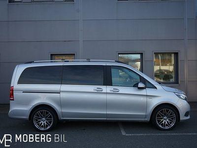 begagnad Mercedes V250 V Benzd 7-sits Avantgarde Navi Värmare 2014, Personbil 359 900 kr