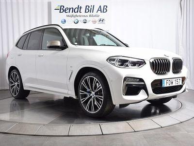 brugt BMW X3 M40i / Innovation -19