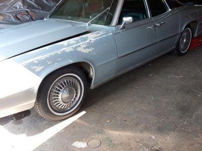 begagnad Ford Thunderbird 1967