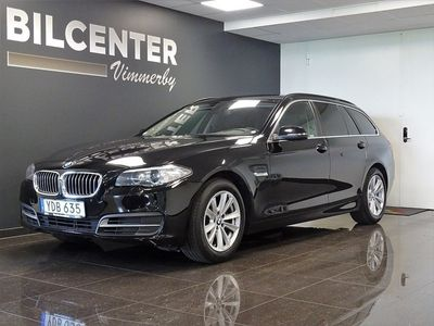 begagnad BMW 520 d xDrive Touring Steptronic DRAG 190hk