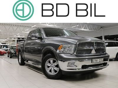 begagnad Dodge Ram CREW CAB 5.7 V8 HEMI LAIE KÅPA NAVI DRAG 2011, Pickup 229 900 kr