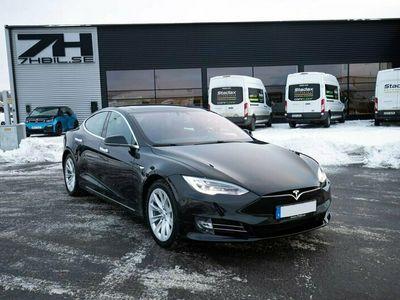 begagnad Tesla Model S 75D / Autopilot / Svensksåld /