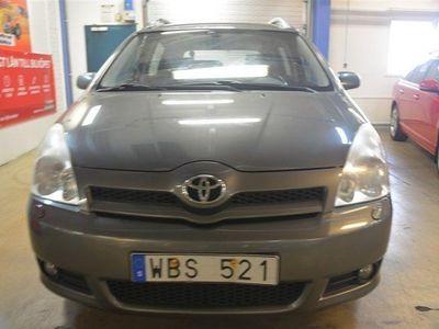 begagnad Toyota Corolla 1.8 VVT-i Manuell, 129hk