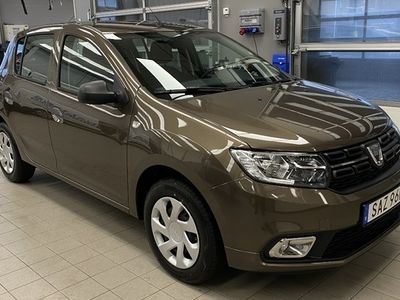 begagnad Dacia Sandero PhII TCe 90 Family Edition 2020, Halvkombi Pris 119 500 kr
