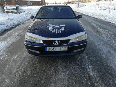 begagnad Peugeot 406 Ny bes.