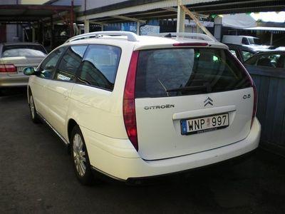 begagnad Citroën C5 II 2.0 Kombi (140hk) aut