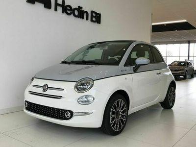 begagnad Fiat 500C Dolcevita / / Hybrid / / Manuell