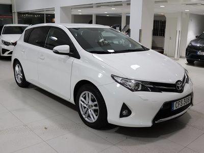 begagnad Toyota Auris 1.6 132hk Edition 50 Drag Navi B