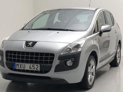 begagnad Peugeot 3008 1.6 Turbo